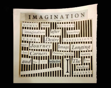 IMAGINATION written by La Fata Morgana at Spillwords.com