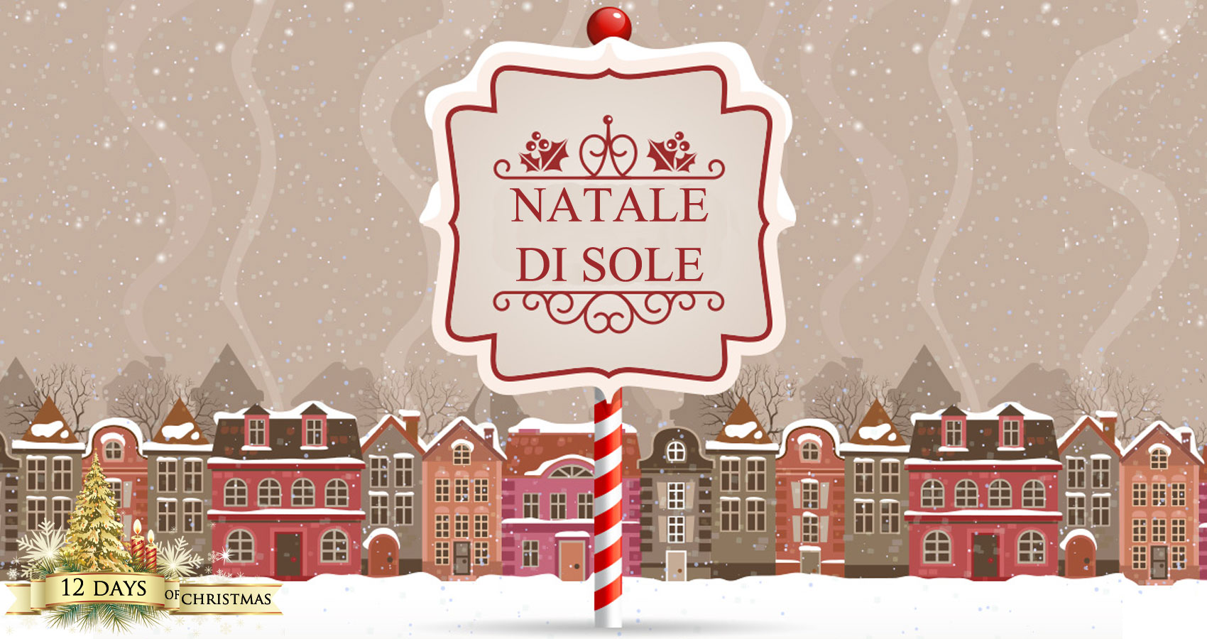 NATALE DI SOLE written by Maurizio Ricci at Spillwords.com