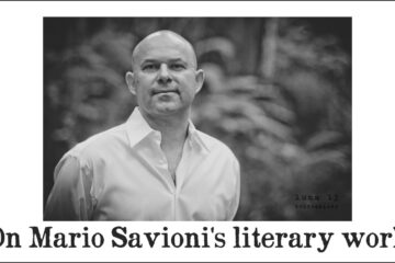 On Mario Savioni's Literary Work by Marta Pombo Sallés at Spillwords.com