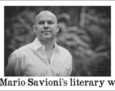 On Mario Savioni's Literary Work by Marta Pombo Sallés at Spillwords.com