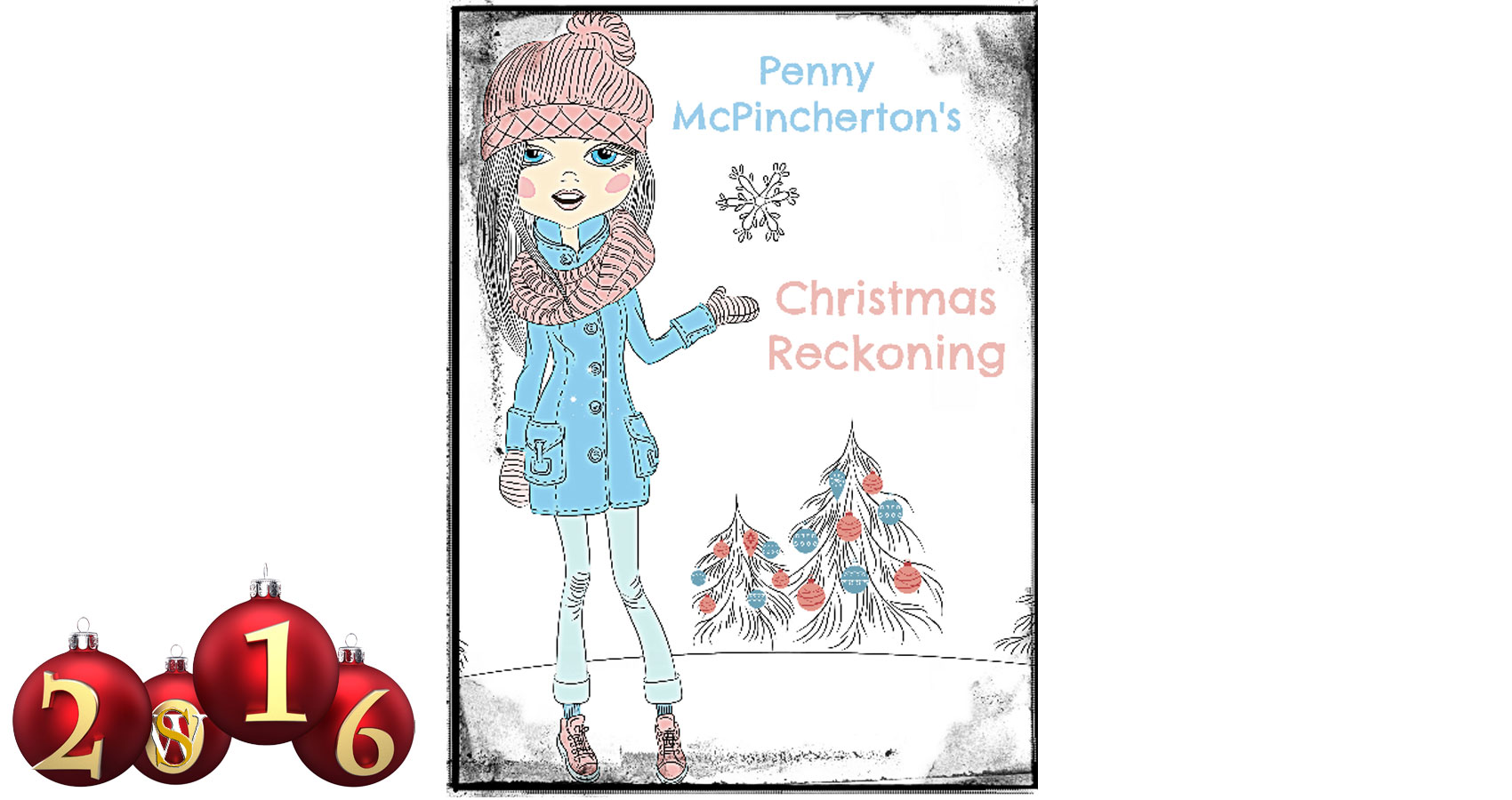 Penny McPincherton's Christmas Reckoning written by Melissa McNallan at Spillwords.com