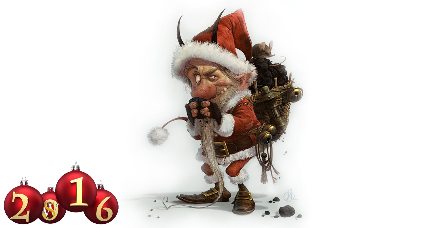 Santa written by Kia Jones at Spillwords.com