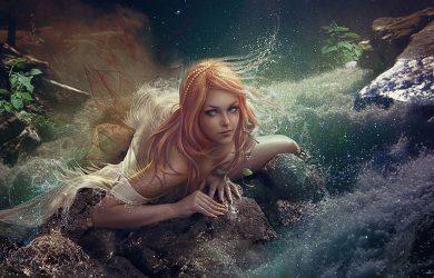 Seaweed Goddess written by Joyce Butler at Spillwords.com