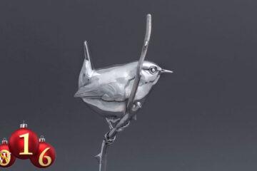 The Silver Wren written by Sam Jensen at Spillwords.com