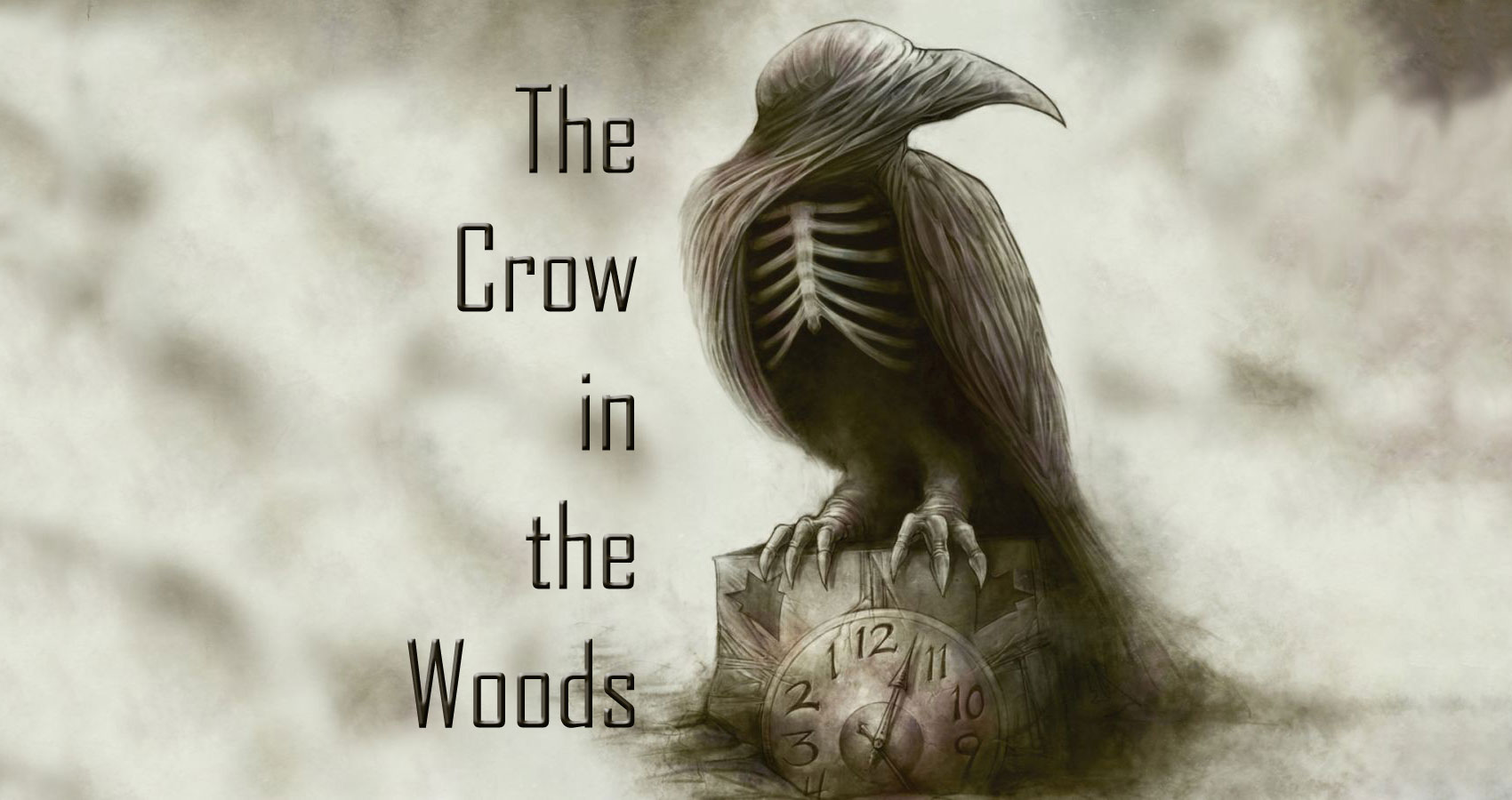 The Crow in the Woods by Jasmin Mödlhammer at Spillwords.com