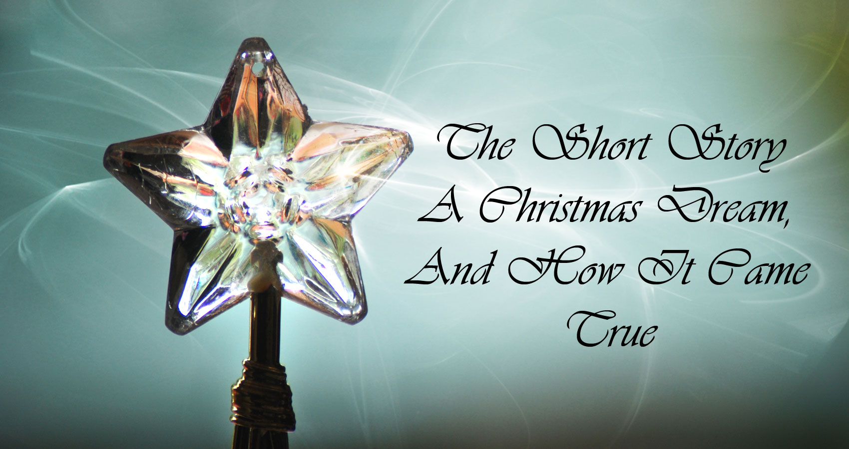 he Short Story A Christmas Dream, And How It Came True by Louisa May Alcott at Spillwords.com
