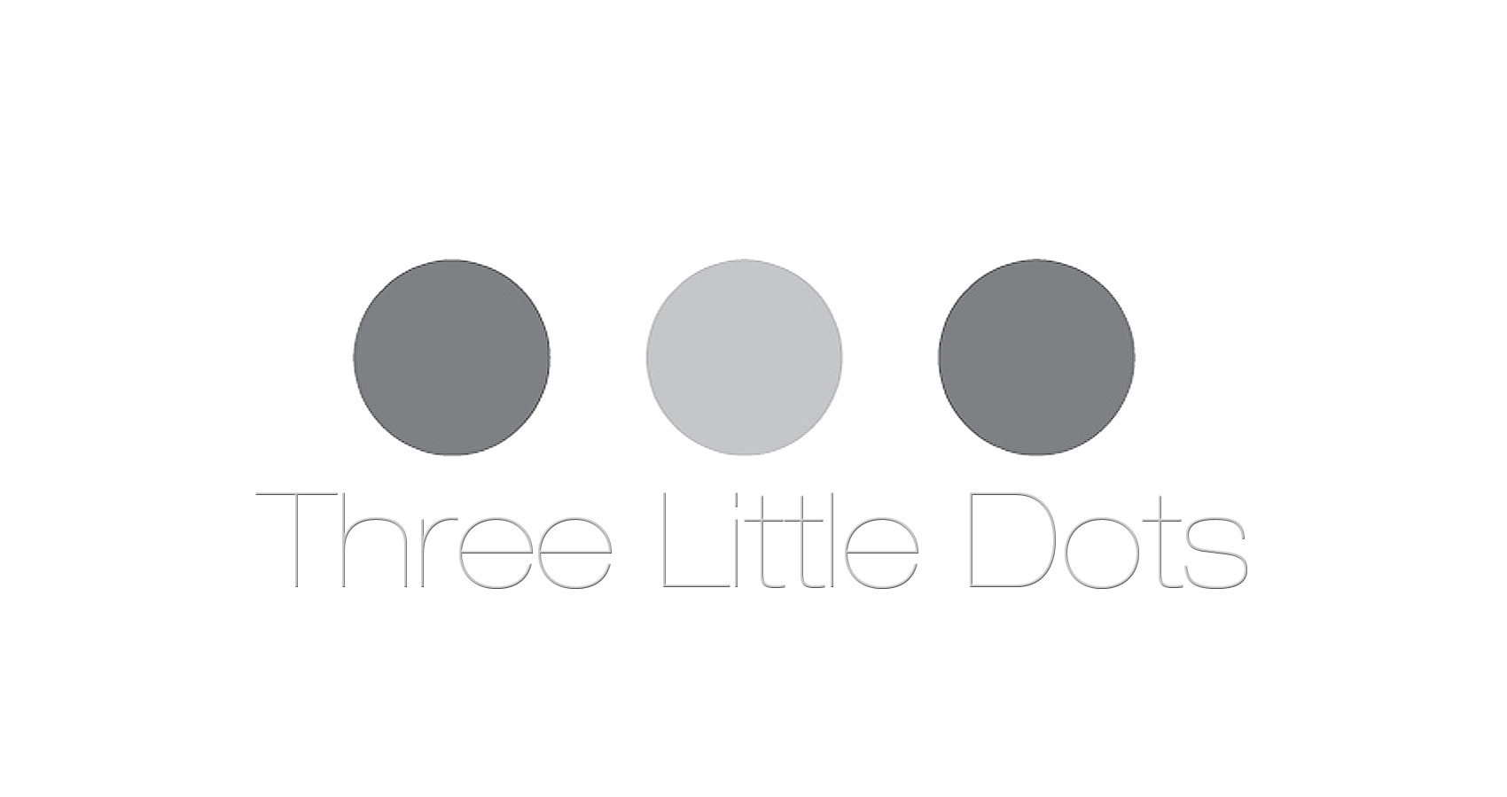 Three Little Dots by Leanne Howard Kenney at Spillwords.com