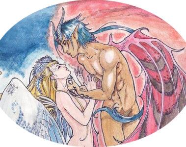 We Serve Sin by Geraldine Fernandez at Spillwords.com