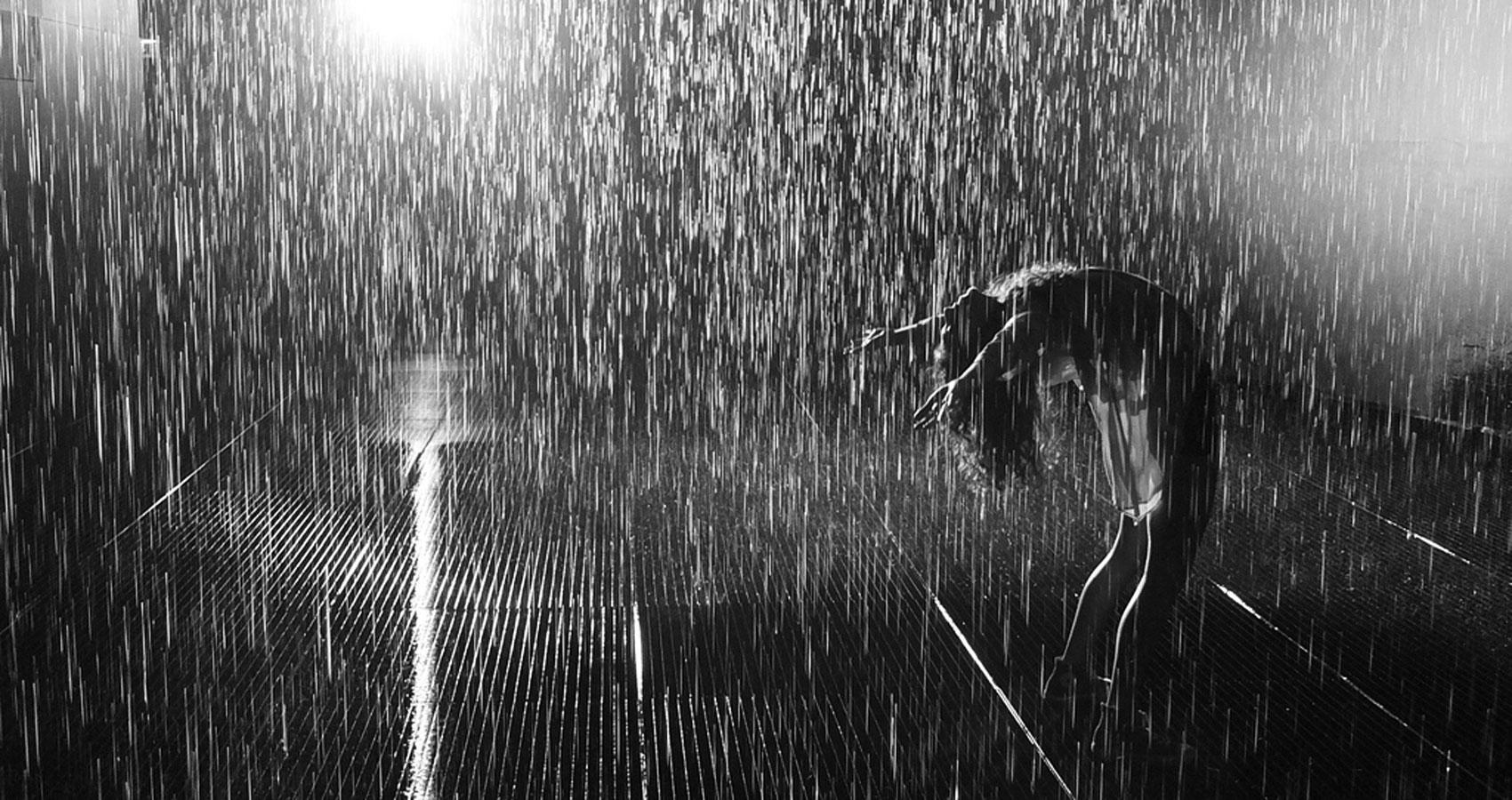 First Fall Rain written by TM Arko at Spillwords.com