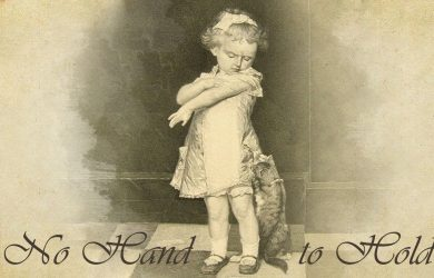 No Hand to Hold written by LadyLily at Spillwords.com