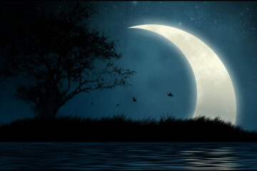 Of a moon and a lost king by Sunil Sharma at Spillwords.com