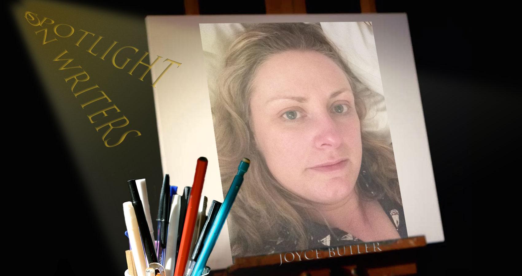 Spotlight On Writers - Joyce Butler at Spillwords.com