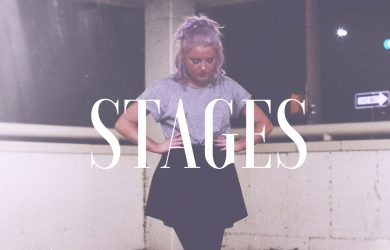 Stages written by Leah Barker at Spillwords.com