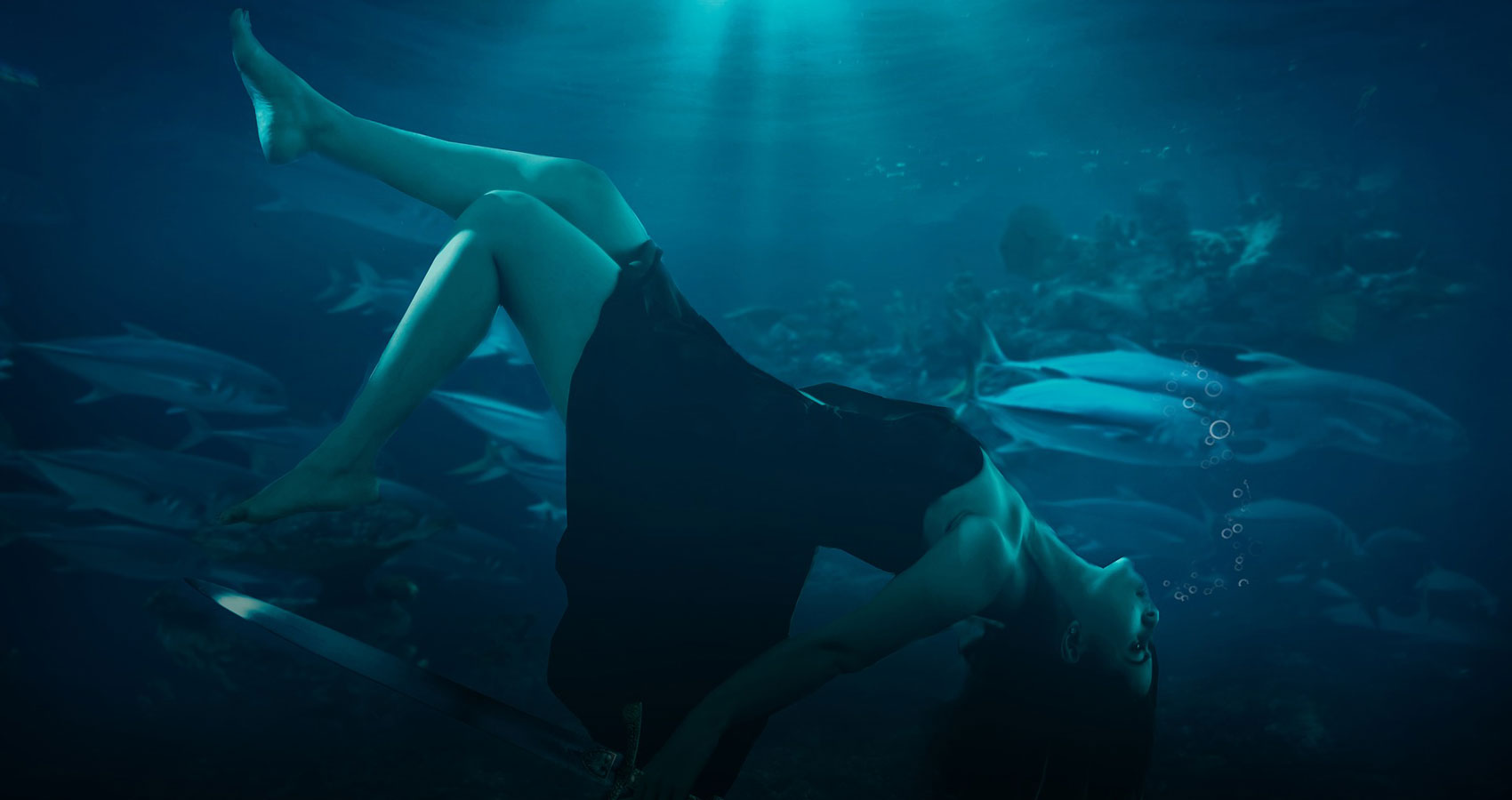 Talking to the Water, poetry by Angie Brocker at Spillwords.com