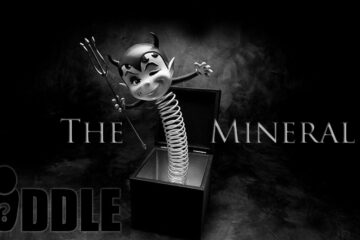 The Mineral riddle by Liam Ward (The Judge) at Spillwords.com