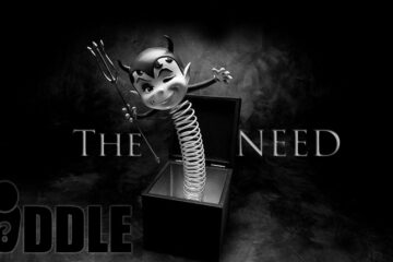 THE NEED riddle by Liam Ward at Spillwords.com
