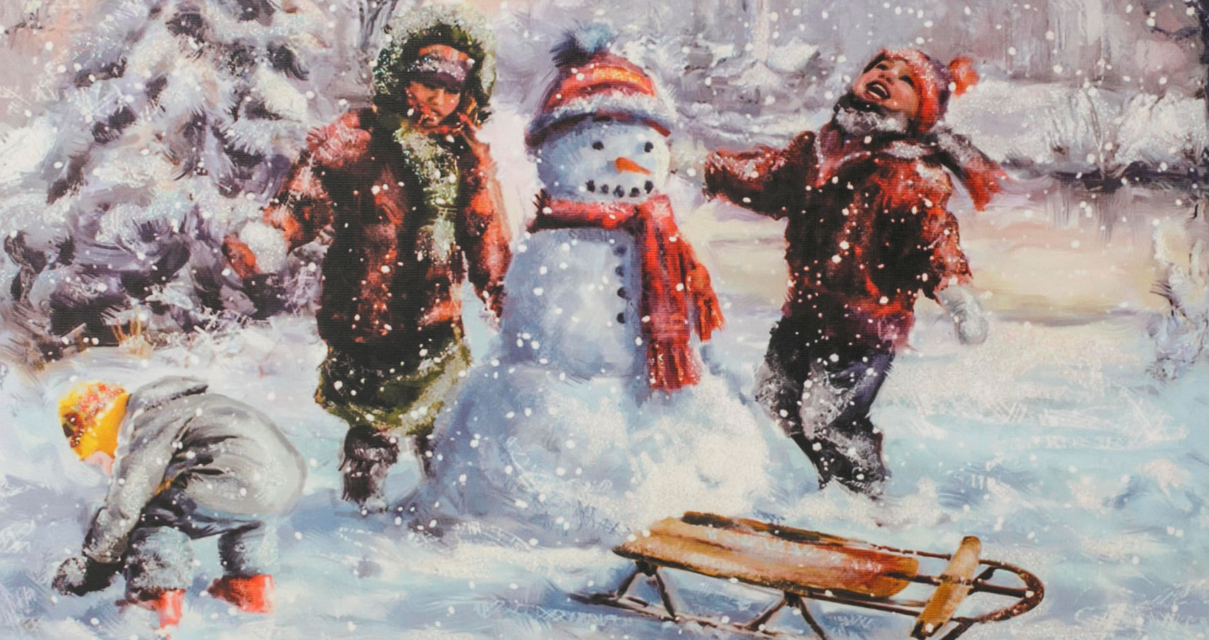 First Snow written by Sherry Howard at Spillwords.com