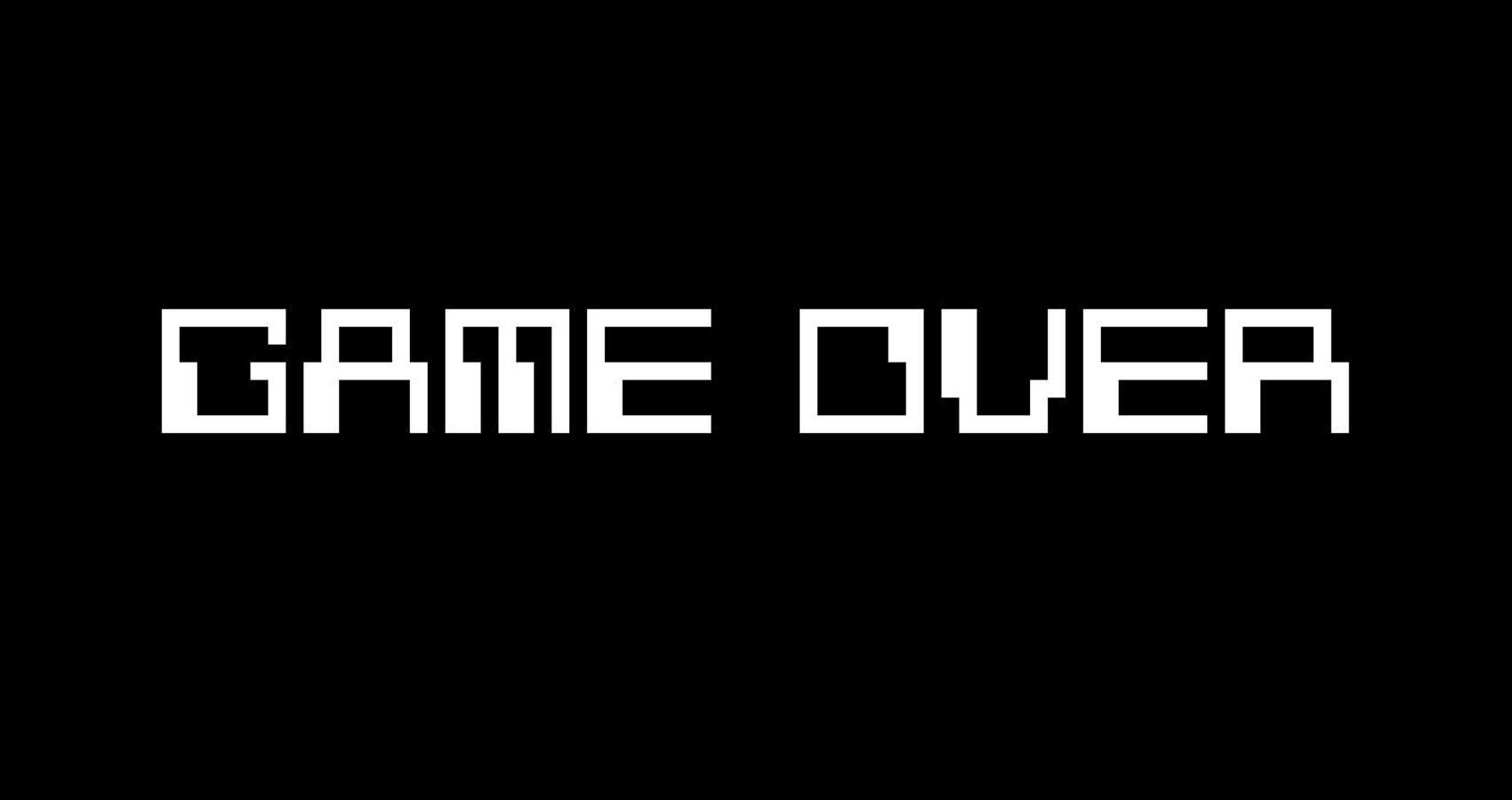 Game Over written by Belén Olavarría at Spillwords.com