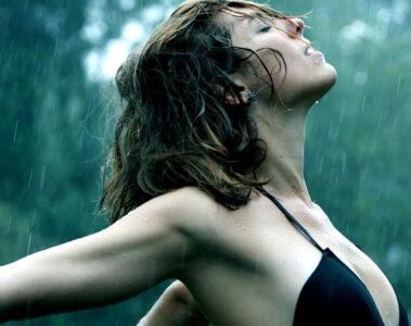 Joy of Rain by Genie Nakano at Spillwords.com