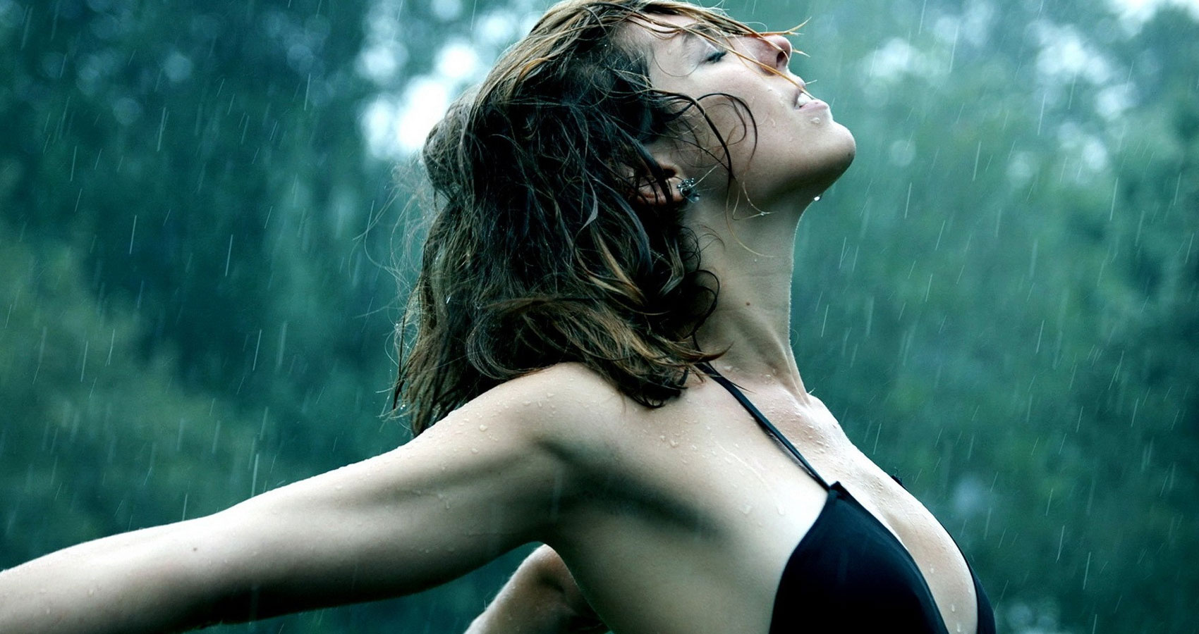 Joy of Rain by Genie Nakano at Spillwords.com