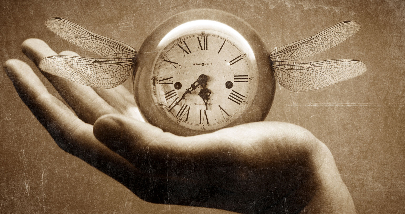 Ol'Father Time written by Josie Dee at Spillwords.com
