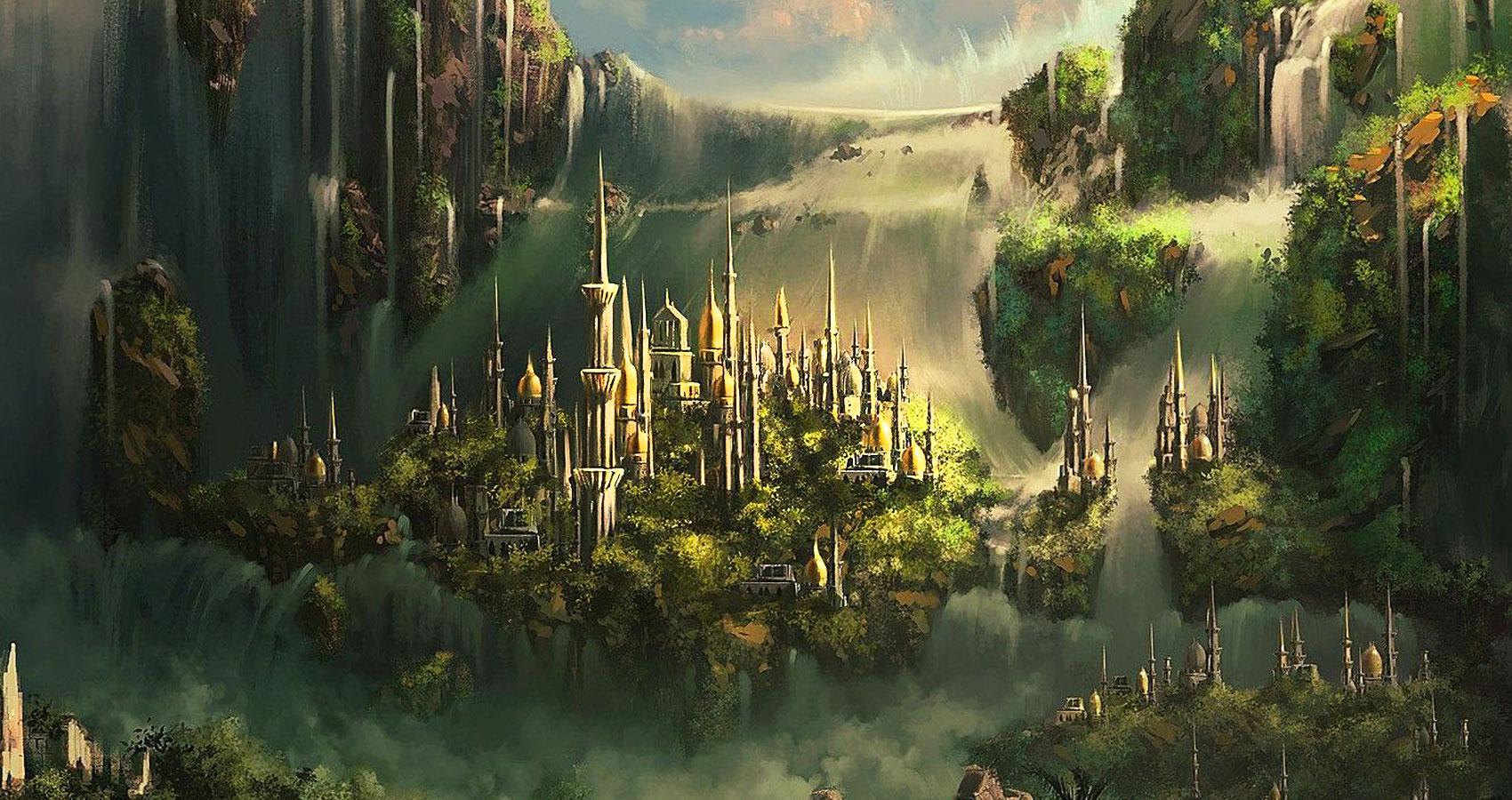 Platinum City written by Hongri Yuan at Spillwords.com