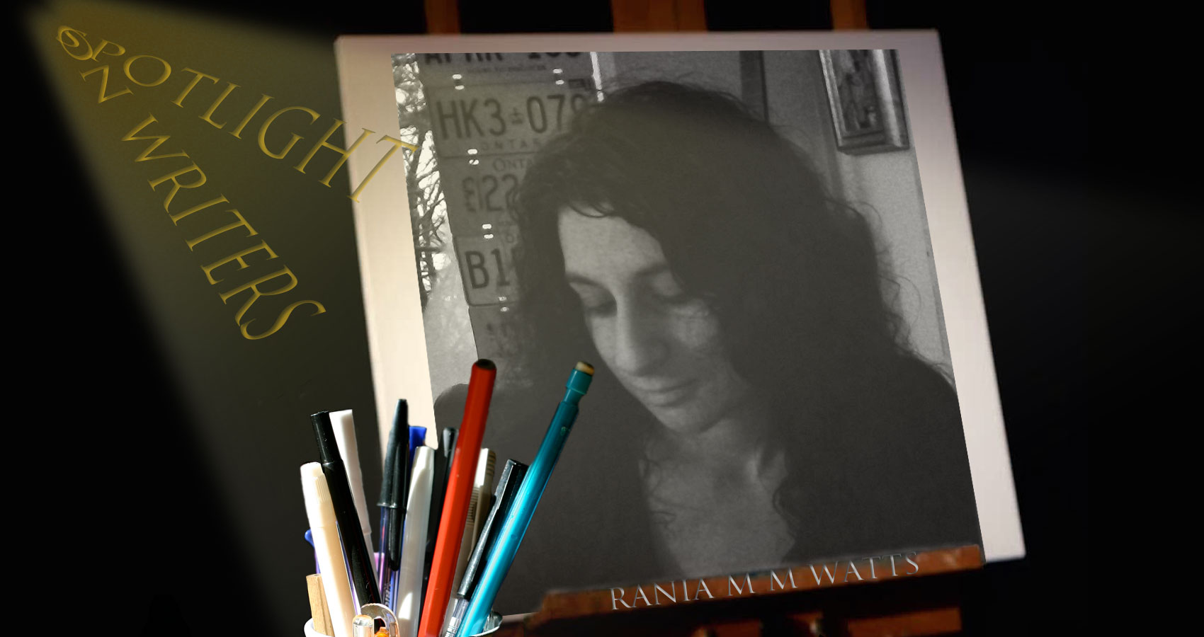 Spotlight On Writers - Rania M M Watts at Spillwords.com