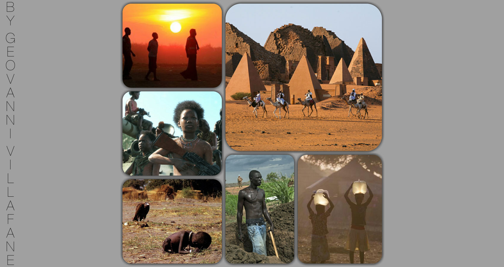 Sudan For The Everyman written by Geovanni Villafañe at Spillwords.com