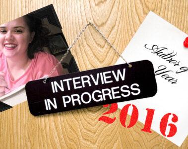 Interview Q&A with Alyssa Brocker at Spillwords.com