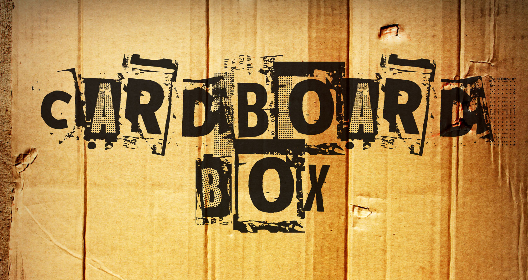 Cardboard Box written by Robbie Masso at Spillwords.com