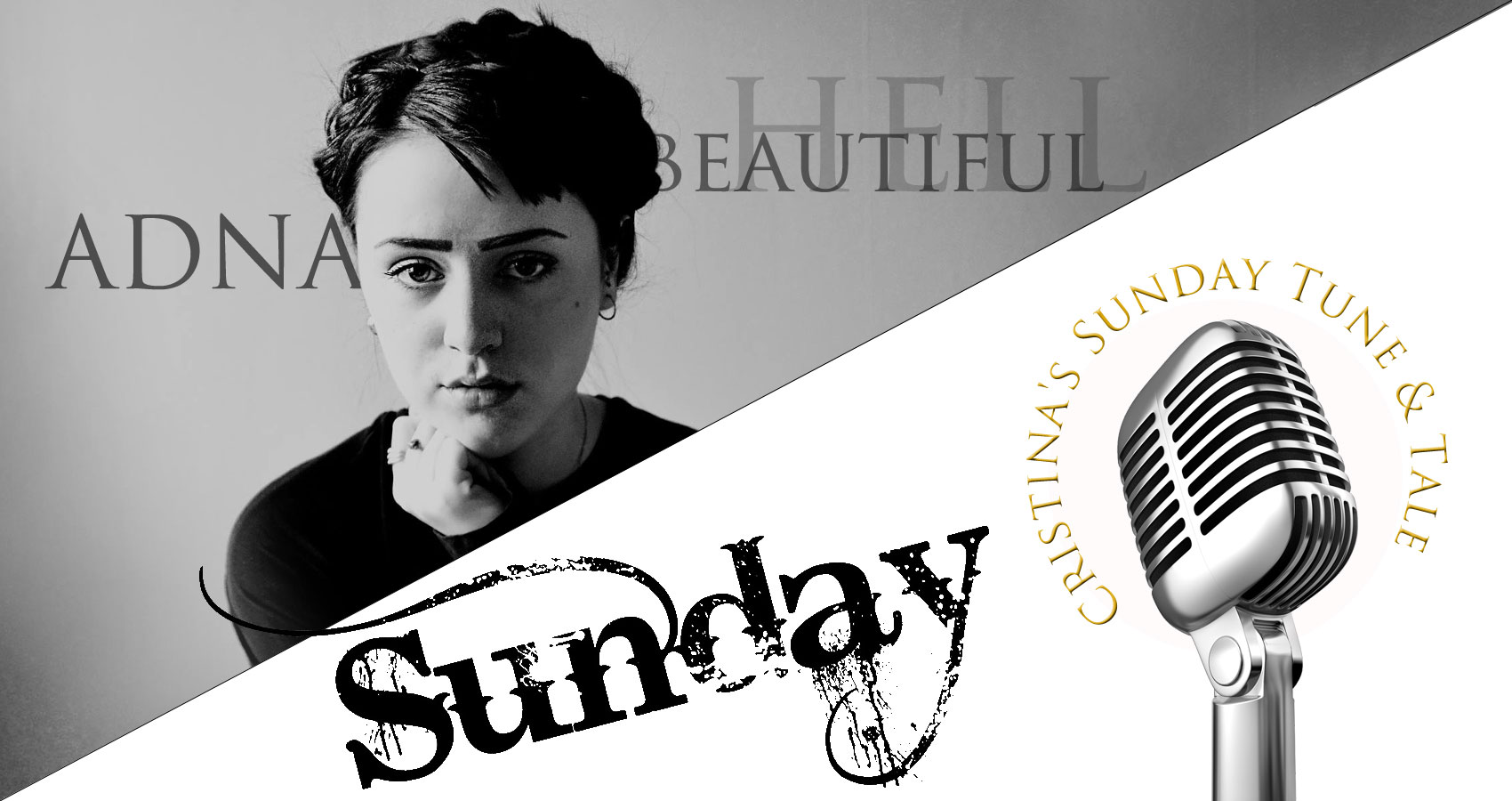 Cristina's Sunday Tune & Tale - Beautiful Hell By ADNA written by Cristina Munoz at Spillwords.com