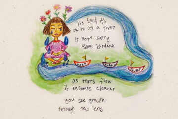 Cry a River written by Elisa Prell at Spillwords.com