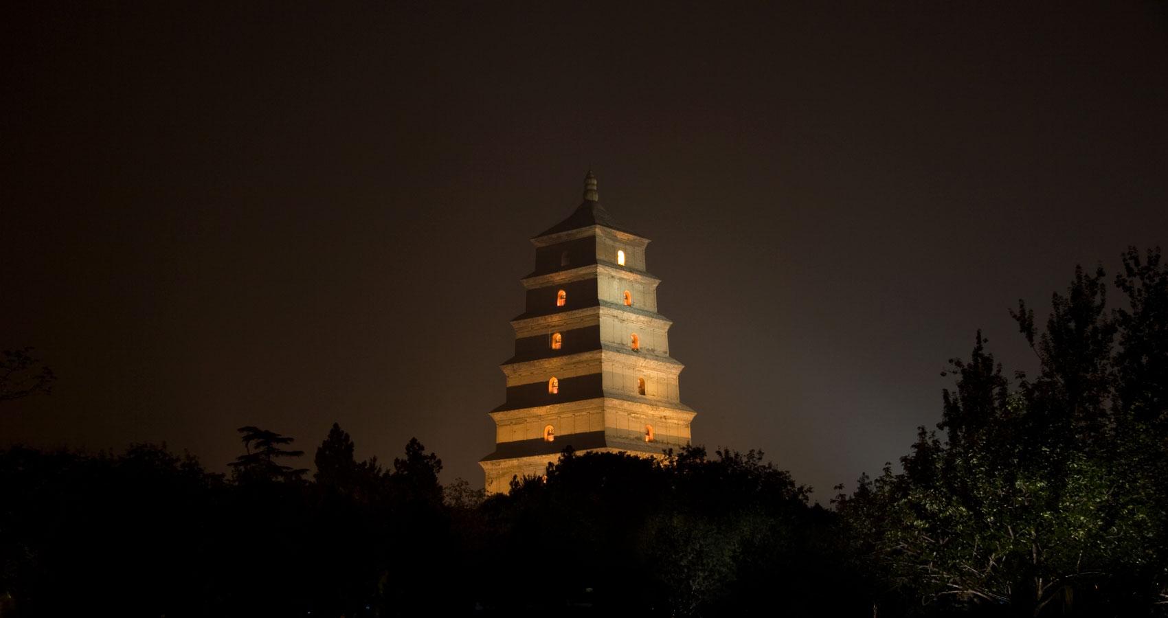 The Enchanted Pagoda by Cindy Medina at Spillwords.com