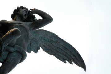 Fallen Angel written by Poetanp at Spillwords.com