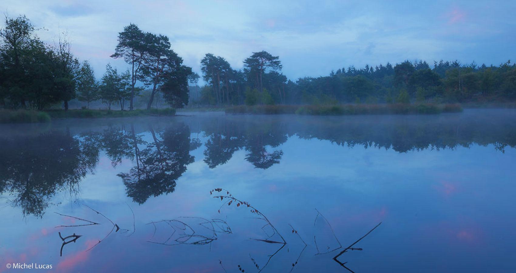 Het stille water eert by Hanno Cramer at Spillwords.com