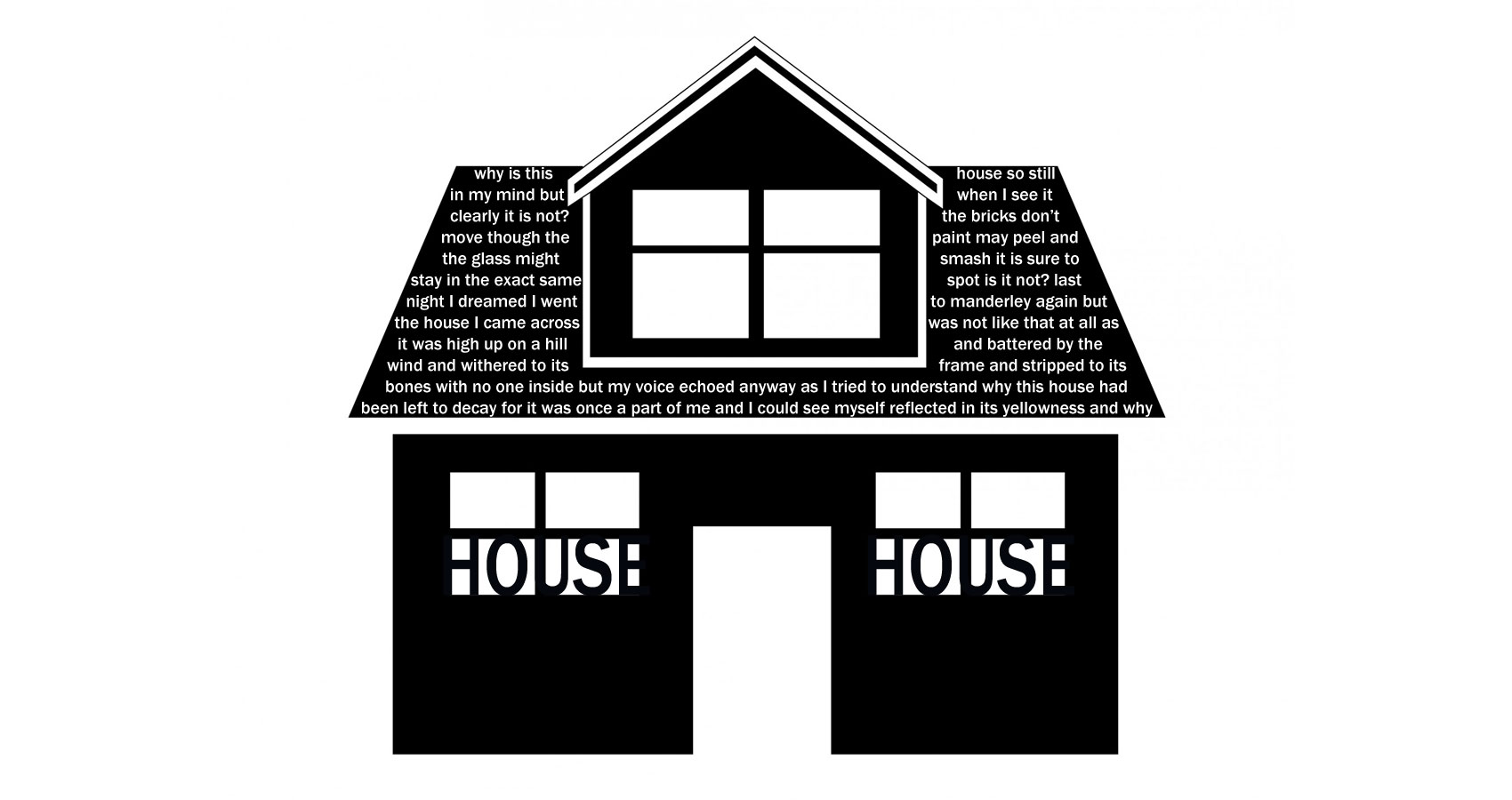 House written by J C Thomas at Spillwords.com