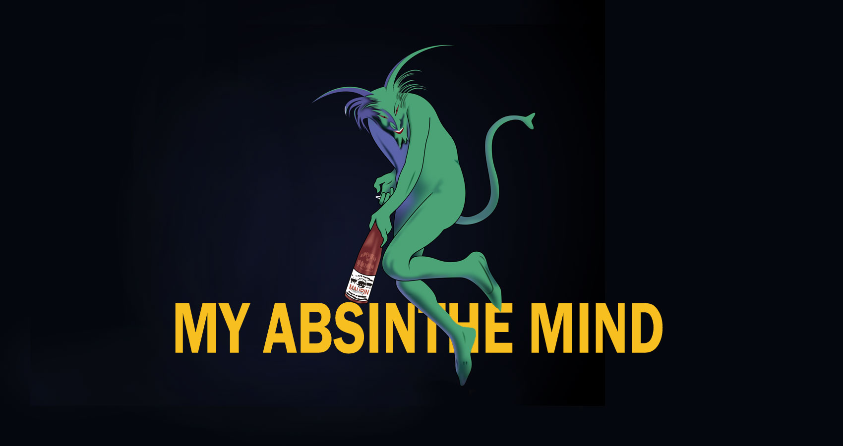 My Absinthe Mind written by Nicole Cheng at Spillwords.com