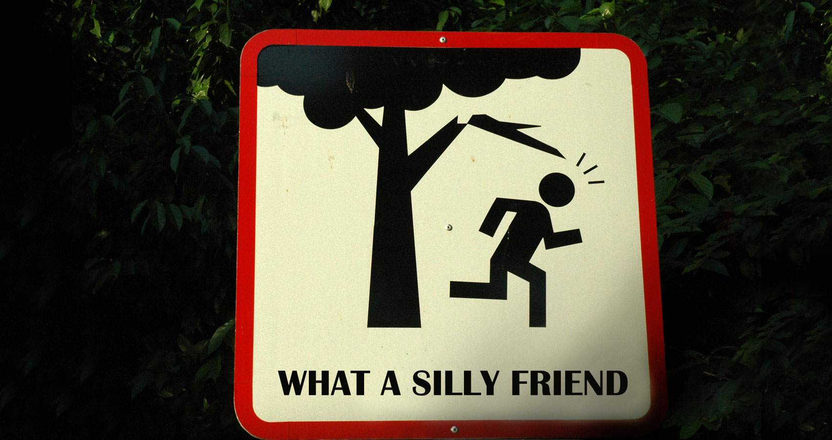 What a Silly Friend written by Mr Fun at Spillwords.com