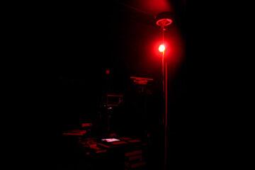 A Dark Room written by Pilgrim at Spillwords.com