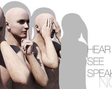 Hear No Evil, See No Evil, Speak No Evil by Sharena Lee Satti at Spillwords.com