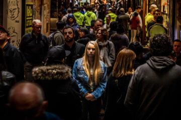 Lonely in the Crowd...!! by Monika Ajay Kaul at Spillwords.com