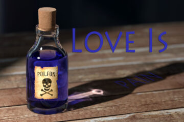 Love Is Pain written by Jasmin Mödlhammer at Spillwords.com