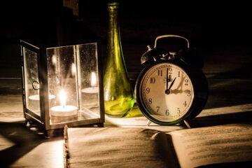 Night Reading written by Joyce Butler at Spillwords.com