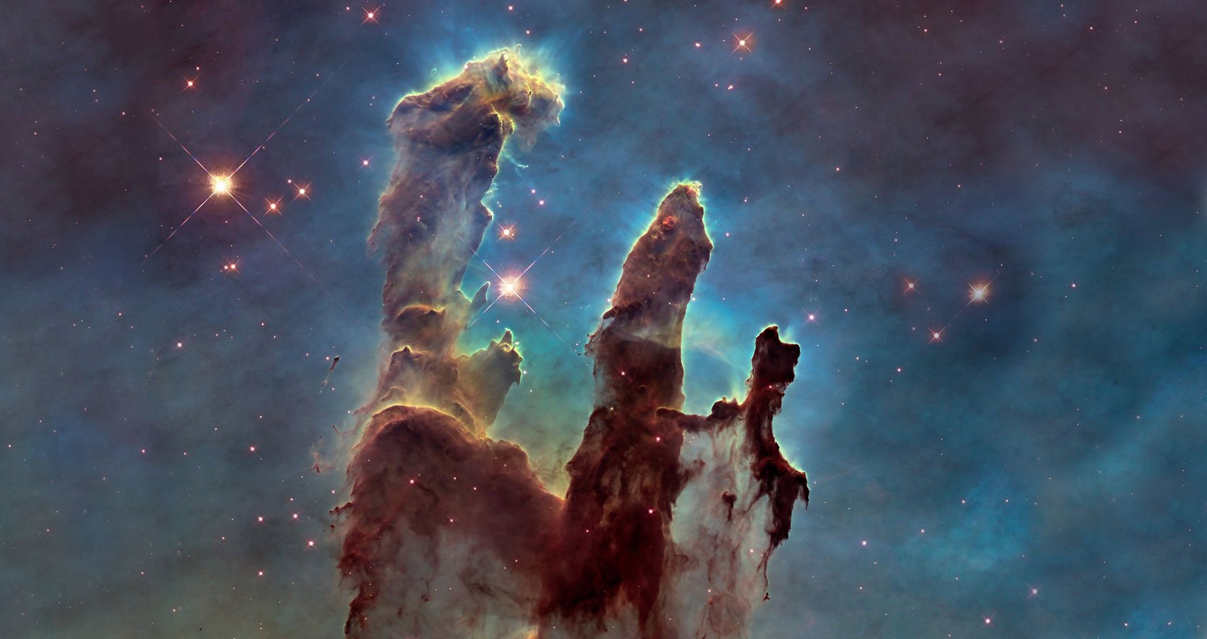 Pillars of Creation written by David Molnar at Spillwords.com