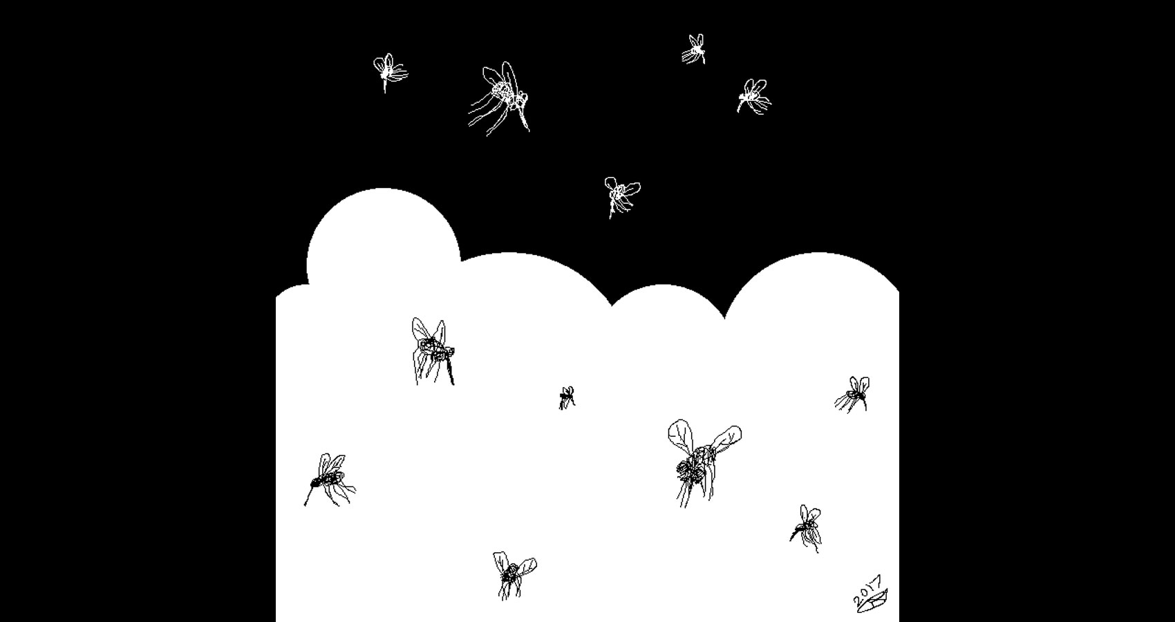 Snow and Mosquitos by Robyn MacKinnon at Spillwords.com