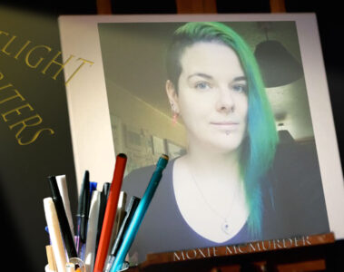 Spotlight On Writers - Moxie McMurder at Spillwords.com
