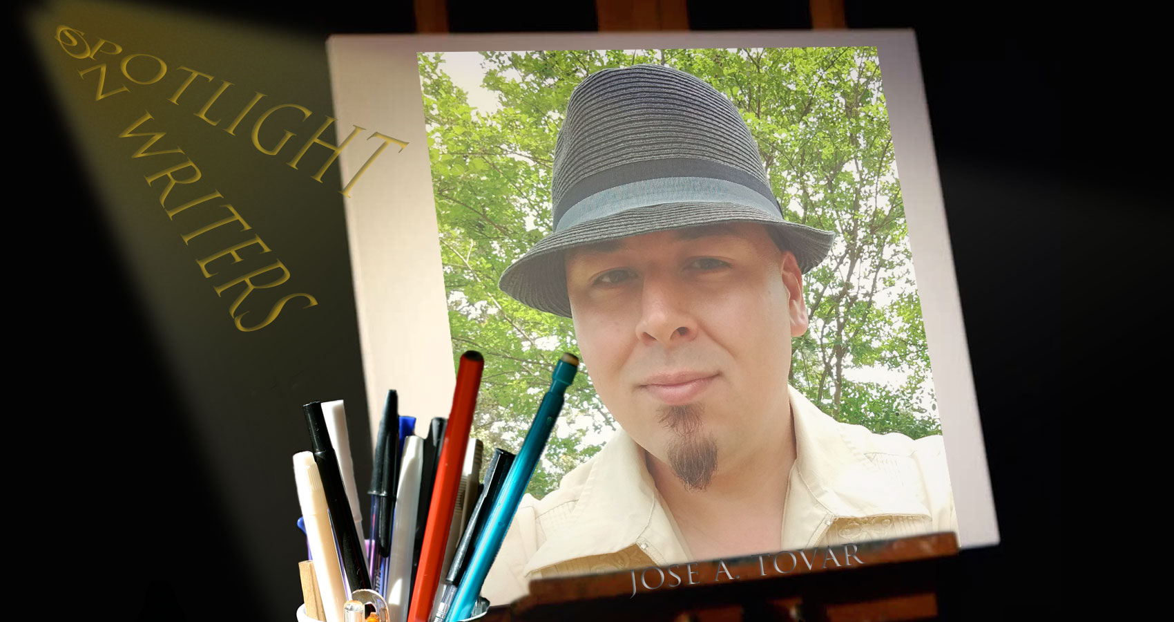 Spotlight On Writers - Jose A. Tovar at Spillwords.com