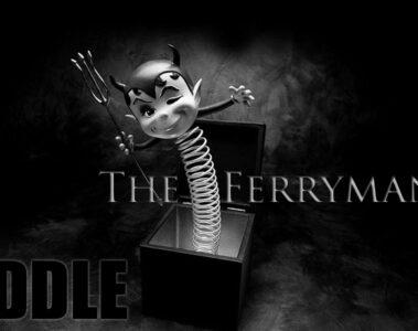 THE FERRYMAN written by Liam Ward at Spillwords.com