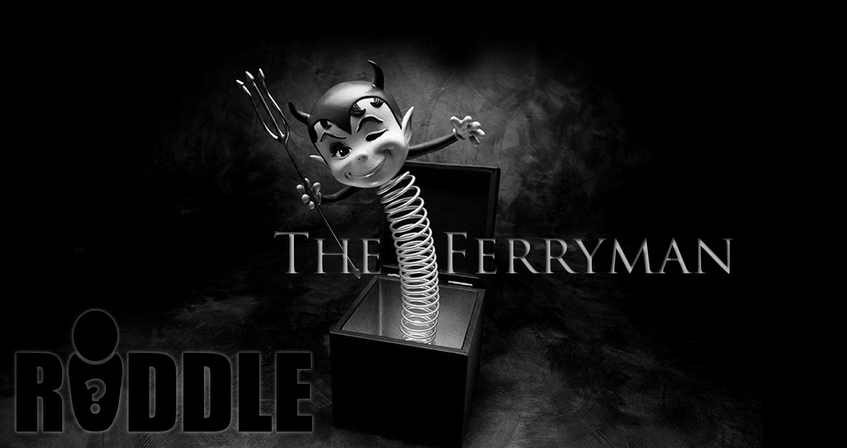 THE FERRYMAN written by Liam Ward at Spillwords.com