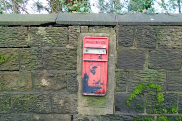The Postbox written by Alexa Cleasby at Spillwords.com